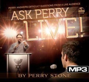 DL2CD361 - Ask Perry Live - MP3
