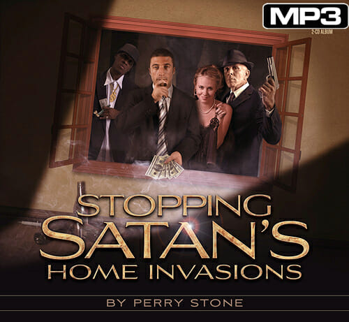 DL2CD362 - Stopping Satan's Home Invasions - MP3