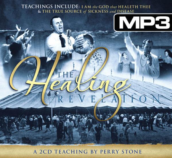 DL2CD367 - The Healing Revelation CD - MP3