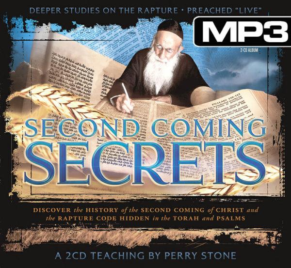 DL2CD368 - Second Coming Secrets - MP3