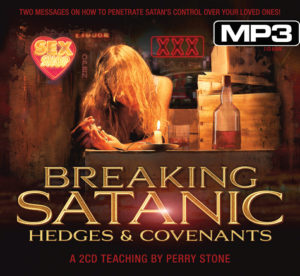 DL2CD369 - Breaking Satanic Hedges & Covenants - MP3