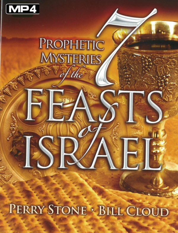 DLDV028 - Prophetic Mysteries of the 7 Feasts of Israel - MP4