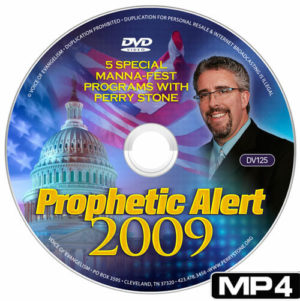 DLDV125 - Prophetic Alert 2009 Manna-fest Programs - MP4