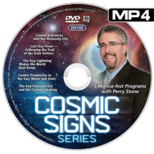DLDV132 - Cosmic Sign Series - MP4