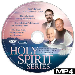 DLDV138 - Manna-Fest Holy Spirit TV Series - MP4