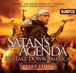 DL2CD349 - Satan's Agenda to Take Down America - MP3