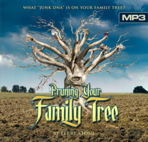 DL2CD350 - Pruning Your Family Tree- MP3