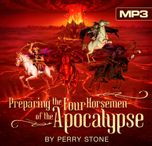 DL2CD353 - Preparing the Four Horsemen of the Apocalypse- MP3