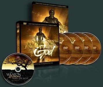 DLAR-32D Secrets of the Armor of God - DOWNLOADABLE