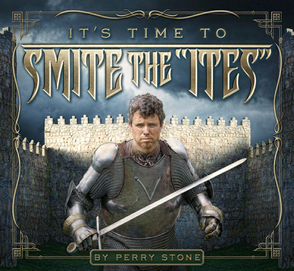 DL2CD302 - It's Time to Smite the Ites - MP3