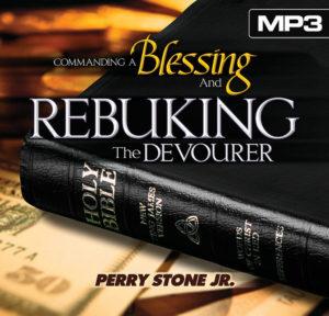 DL2CD346 - Commanding a Blessing & Rebuking the Devourer - MP3