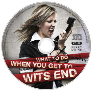 DLCD117 - What to do When You are at Wit's End - MP3 Download