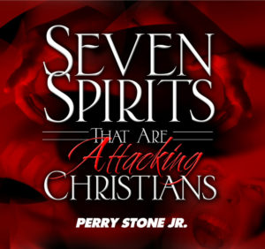 DL2CD344 - 7 Spirits that are Attacking Christians - MP3