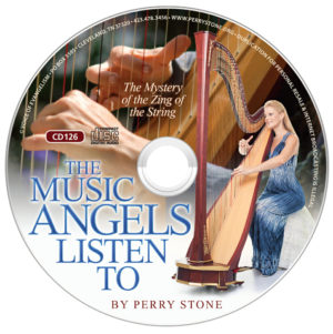 CD126 - The Music Angels Listen To - CD-0