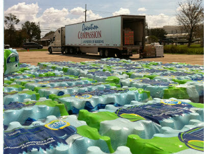 DISASTER RELIEF-OPERATION COMPASSION DONATION (Monthly) -0