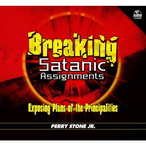 DL2CD327 - Breaking Satanic Assignments- MP3