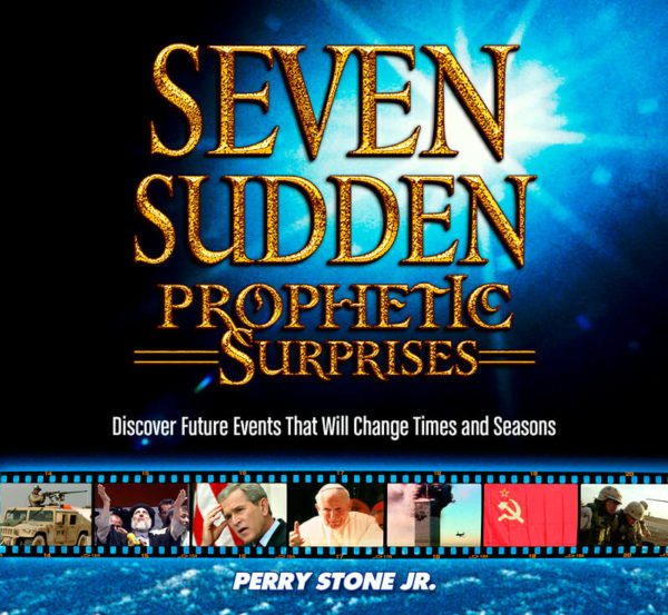 DL2CD331 - Seven Sudden Prophetic Surprises- MP3