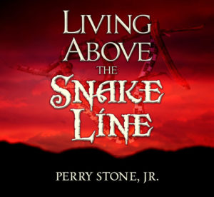 DL2CD332 - Living Above the Snake Line- MP3-0