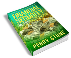Financial Security in the Last Days Book-2215