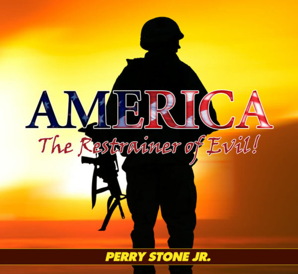 DL2CD325 - America Restrainer of Evil - MP3-0
