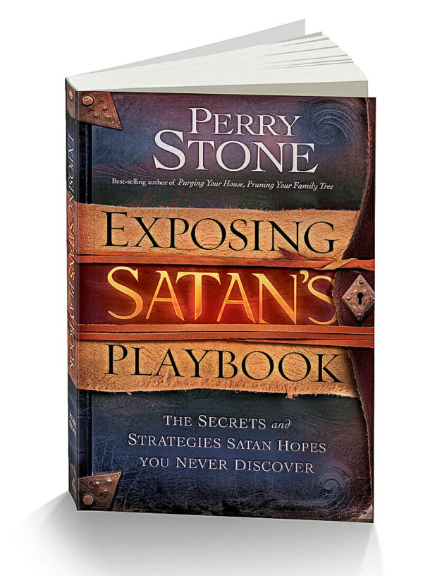 Exposing Satan's Playbook-Signed Copy-0