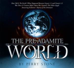 DL2CD317 - The Pre-Adamite World - MP3-0