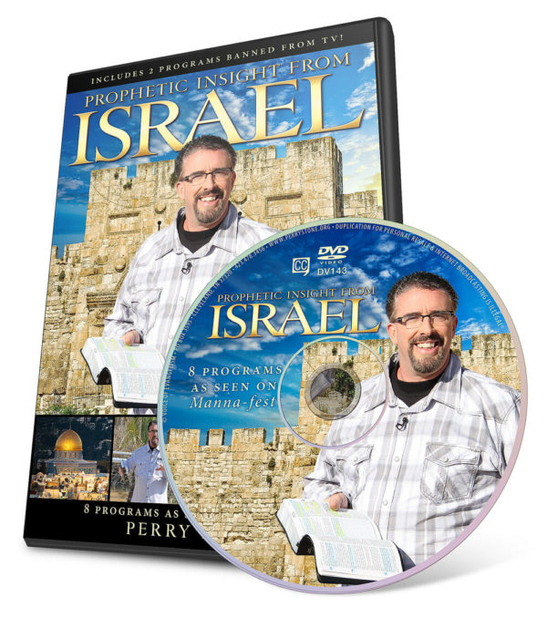 Prophetic Insight from Israel DVD-2334