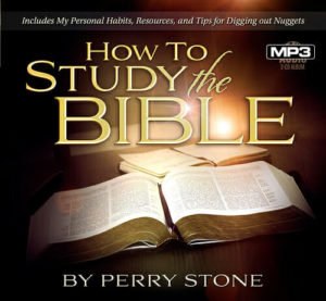 DL2CD220 - How to Study the Bible - MP3-0