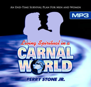 DL2CD261 - Living Spiritual in a Carnal World - MP3-0