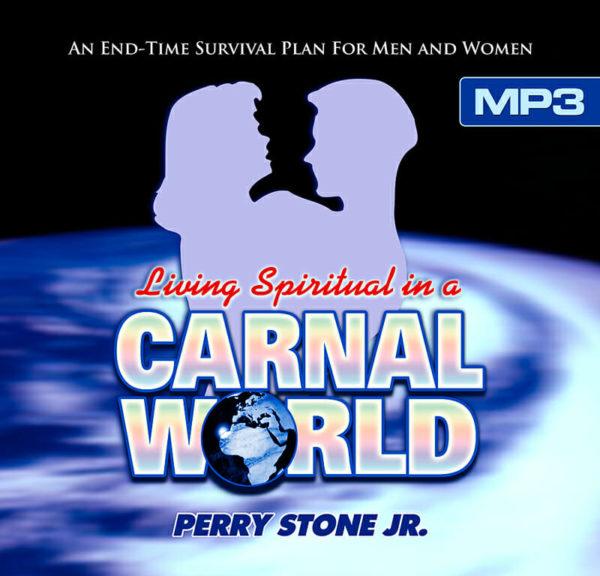 DL2CD261 - Living Spiritual in a Carnal World - MP3-0