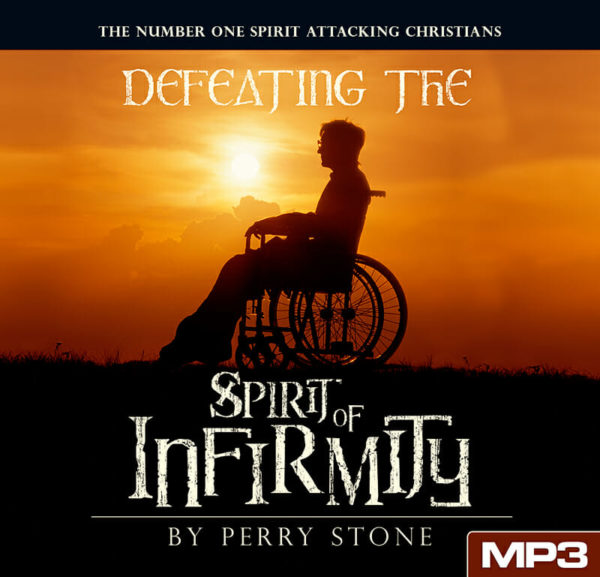 DL2CD309 - Defeating the Spirit of Infirmity - MP3-0