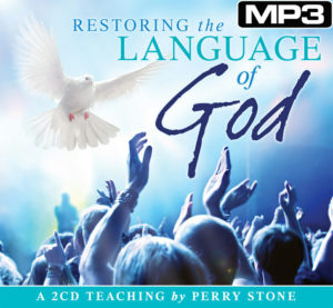 DL2CD310 - Restoring the Language of God - MP3-0