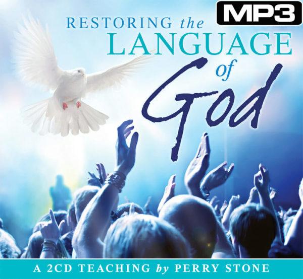DL2CD310 - Restoring the Language of God - MP3-0