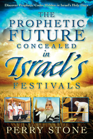 The Prophetic Future Concealed in Israel's Festivals Book-2453