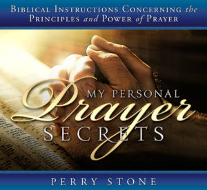 My Personal Prayer Secrets-0