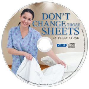 CD118 - Don't Change Those Sheets-0