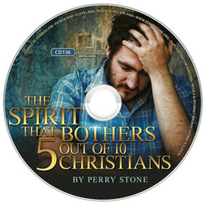 CD136 - The Spirit Bothering 5 out of 10 Christians-0
