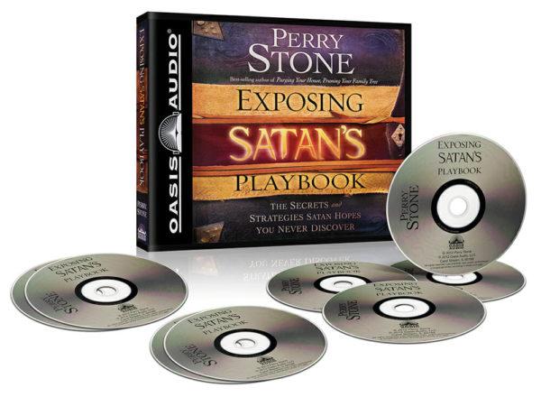 Exposing Satan's Playbook Audio Book-2533