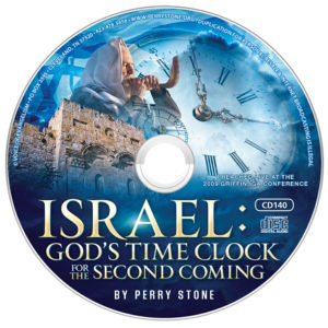 CD140 - Israel: Gods Time Clock for the 2nd Coming-0