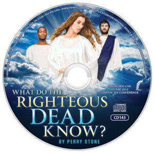 CD143 - What do the Righteous Dead Know?-0