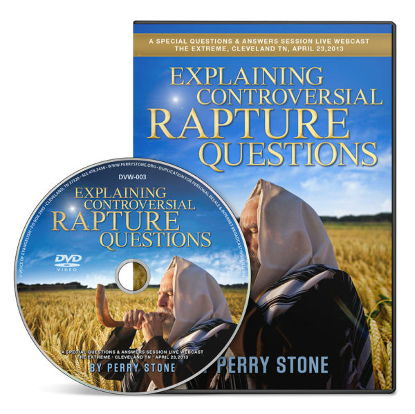 Explaining Controversial Rapture Questions DVD-2545