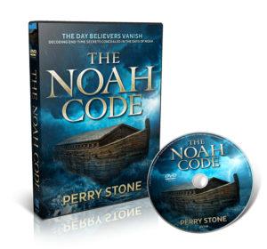 The Noah Code DVD-2548