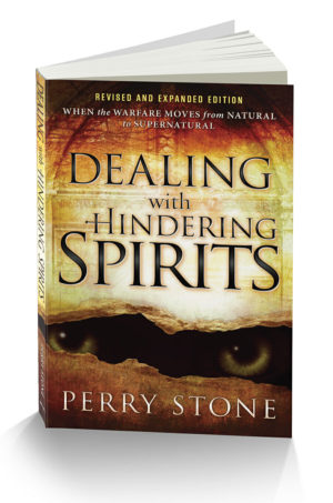 Dealing with Hindering Spirits Book-2571