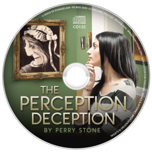 CD132 CD - The Perception Deception-0