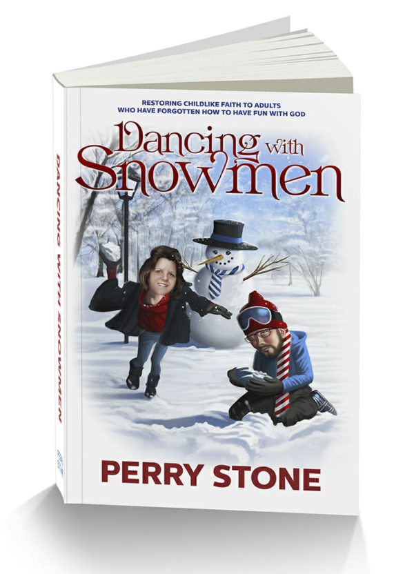 Dancing with Snowmen Book-2660