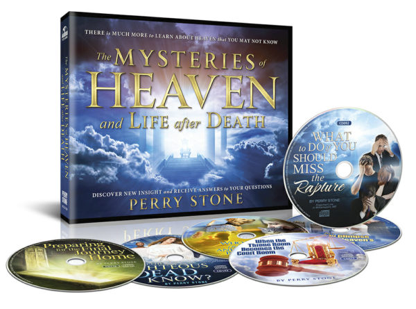 6CD109 - The Mysteries of Heaven and Life after Death-2739