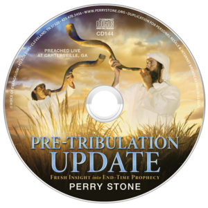 CD144 - Pre-Tribulation Update Fresh Insight into End Time Prophecy-0