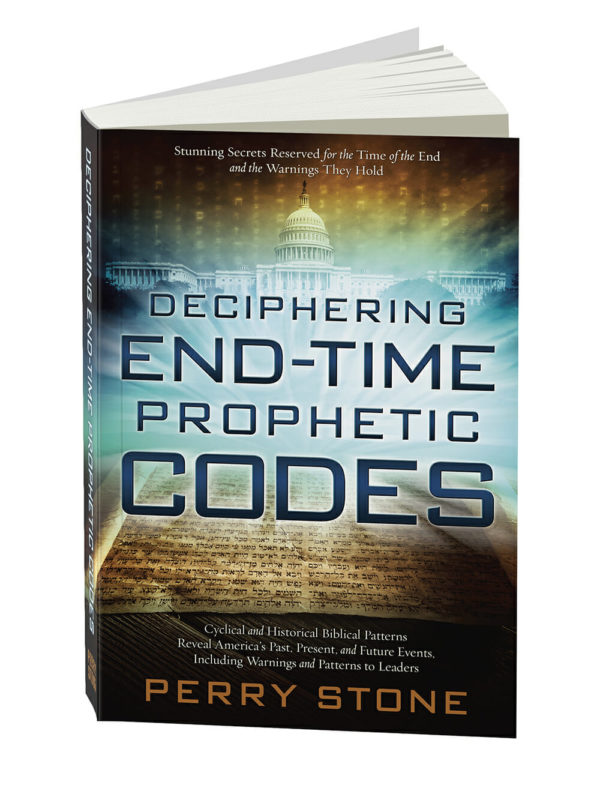 Deciphering End Time Prophetic Codes Book-2770