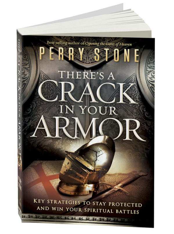 A Crack in Your Armor Book-2793