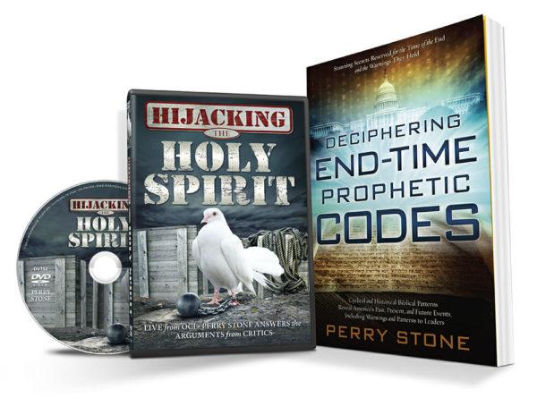 HJ-111 Deciphering End Time Prophetic Code/Hijacking the Holy Spirit Pkg-0